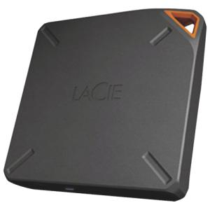 LaCie Wireless 1TB Battery Powered Mobile HD - Wireless LAN - USB 3.0 - Portable 9000436U