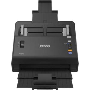 Epson WorkForce DS-860 Sheetfed Scanner - 48-bit Color - 16-bit Grayscale - USB B11B222201