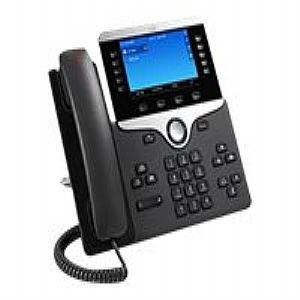 Cisco 8841 IP Phone - Wall Mountable - VoIP - Caller ID - SpeakerphoneUnified Communications Manager, Unified Communications Manager Express, User Connect License - 2 x Network (RJ-45) - PoE Ports CP