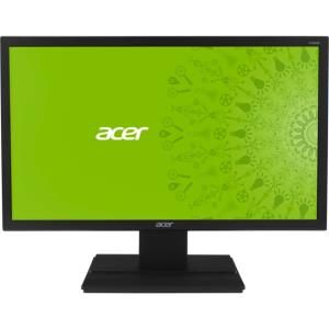 "Acer V226HQL 21.5"" LED LCD Monitor - 16:9 - 5ms - Free 3 year Warranty - Twisted Nematic Film (TN Film) - 1920 x 1080 - 16.7 Million Colors - )200 Nit - 5 ms GTG - 60 Hz Refresh Rate - DVI - VGA UM.WV"
