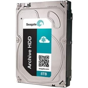"Seagate Archive ST8000AS0002 8 TB 3.5"" Internal Hard Drive - SATA - 5900rpm - 128 MB Buffer"