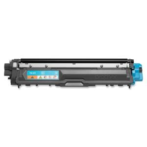 Brother Toner Cartridge - Cyan - Laser - 1400 Page TN221C