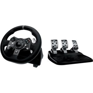 LOGITECH WHEEL G920 DRIVING FORCE RACING WHEEL PC/XBOX ONE 941-000121