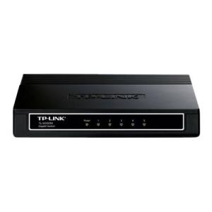 HUB 5 PORT TP-LINK TL-SG1005D GBIT SWITCH