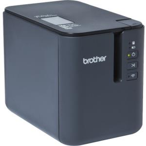 Brother P-touch PT-P950NW Thermal Transfer Printer - Monochrome - Desktop - Label Print - 3.15 in/s Mono - 360 x 720 dpi - Wireless LAN - Label, High Grade Tape, Flexible Tape, Iron-on Tape, Fabric Ta