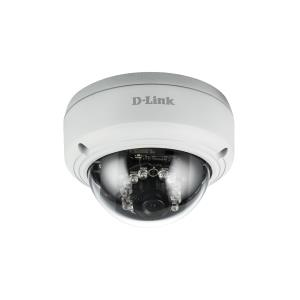 D-Link Vigilance HD DCS-4603 Network Camera - Color - H.264 - 1920 x 1080 - CMOS - Cable - Dome