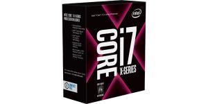 INTEL® CORE  I7-7820X Processor (11M Cache Up to 4.30 GHz) FC-LGA14B Retail Box BX80673I77820X