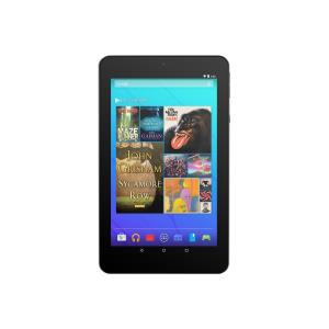 "Ematic EGQ373 Tablet - 7"" - 1 GB Quad-core (4 Core) 1.20 GHz - 16 GB - Android 7.1 Nougat - 1024 x 600 - Teal - 128:75 Aspect Ratio - microSD Memory Card Supported - Wireless LAN - Bluetooth - Acceler"
