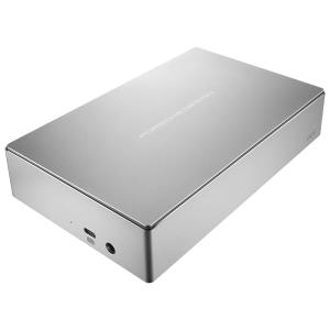 Nouveau! LaCie Porsche Design 4TB USB 3.0 Desktop External Hard Drive for Mac (STEW4000400)