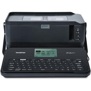 Brother P-touch PTD800W Thermal Transfer Printer - Desktop - Label Print - Wireless LAN - Label