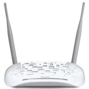 ADSL2/VDSL2 MODEM ROUTER TP-LINK WIRELESS TD-W9970 N600 4PORT GBIT 802N 300
