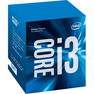 Intel Core i3-7100 Kaby Lake 3.9GHz Processor - Socket LGA 1151 - Dual-Core (2 Core) - 4 Threads - 3MB Cache - Intel HD Graphics 630 (BX80677I37100)