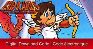 Nintendo 3Ds Kid Icarus - Of Myths And Monsters (Digital Download) 6000198520239