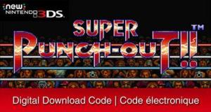 Nintendo 3Ds Super Punch-Out! (New 3Ds Family Only) (Digital Download) 6000198520721