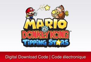 Nintendo 3Ds Mario Vs. Donkey Kong: Tipping Stars [Download] 6000198822633