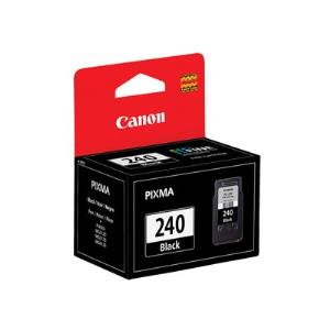 Genuine Canon PG-240 Ink Cartridge, Black - 5207B001