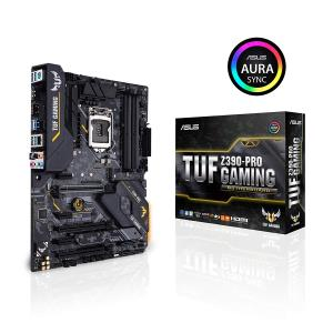 Asus Tuf Z390-pro Gaming Motherboard - Socket 1151 Ddr4 Hdmi M.2 Z390 Usb 3.1 Gen2 Retail