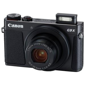 "Canon PowerShot G9 X Mark II 20.1 Megapixel Compact Camera - Black - 3"" Touchscreen LCD - 16:9 - 3x Optical Zoom - 4x - Optical (IS) - TTL - 5472 x 3648 Image - 1920 x 1080 Video - HDMI - PictBridge"