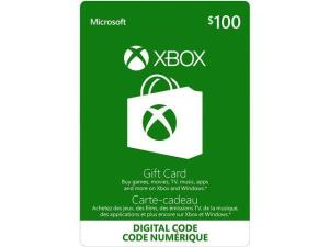 Xbox $100 Gift Card (Email Delivery)