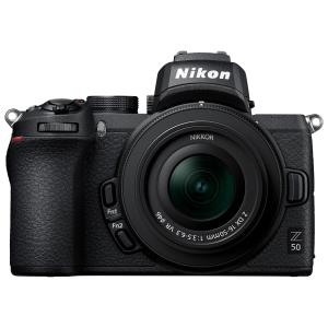 Nikon Z 50 Mirrorless Camera with NIKKOR Z DX 16-50mm f/3.5-6.3 VR Lens Kit