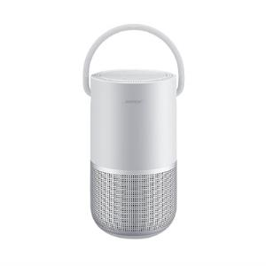 Bose Portable Home Speaker - Smart speaker - Bluetooth, Wi-Fi - luxe silver 829393-1300
