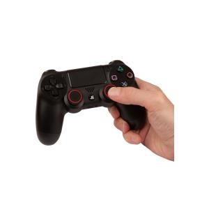 Controller Thumb Grips Compatible with PS5, PS4, Xbox One, Xbox Series X/S ps5_tgred