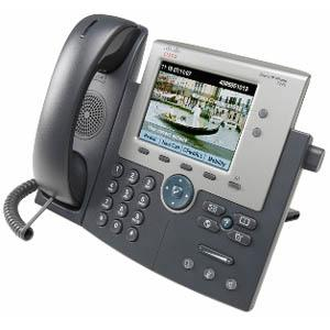Cisco Unified IP Phone 7945G Spare CP-7945G=