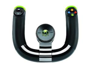 Microsoft XBOX 360 Wireless Speed Wheel (2ZJ-00002)