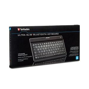 VERBATIM Keyboard for iPhone, iPod Touch, iPad, iPad2 and Other Tablets Model 97753