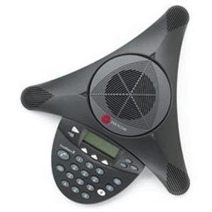 Polycom Soundstation2 Expandable Conference Phone With Backlit LCD Display 2200-16200-001