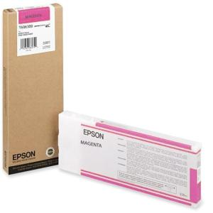 Epson Vivid Magenta Ink Cart 220ML for Stylus Pro 4800 & 4880 T606300