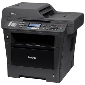 Brother MFC-8910DW Laser Multifunction Printer - Monochrome - Plain Paper Print - Desktop - Copier/Fax/Printer/Scanner - 42 ppm Mono Print - 1200 x 1200 dpi Print - 42 cpm Mono Copy LCD - 1200 dpi Opt