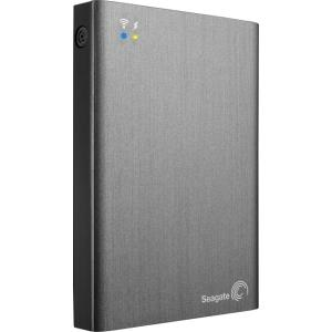 Seagate 1TB USB 3.0 / WIFI Wireless Plus Mobile Device Storage STCK1000100 Gray