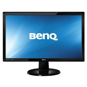 "BenQ GW2255 21.5"" LED LCD Monitor - 16:9 - 6 ms - Adjustable Display Angle - 1920 x 1080 - 16.7 Million Colors - 250 Nit - 3,000:1 - DVI - VGA - Glossy Black - TCO Certified Displays 5.2, Energy Star"