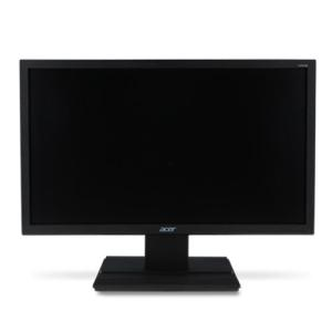 "Acer V246HL 24"" LED LCD Monitor - 16:9 - 5 ms - Adjustable Display Angle - 1920 x 1080 - 16.7 Million Colors - 250 Nit - 100,000,000:1 - DVI - VGA - Black - TCO Certified Displays 6.0, EPEAT Gold UM.F"