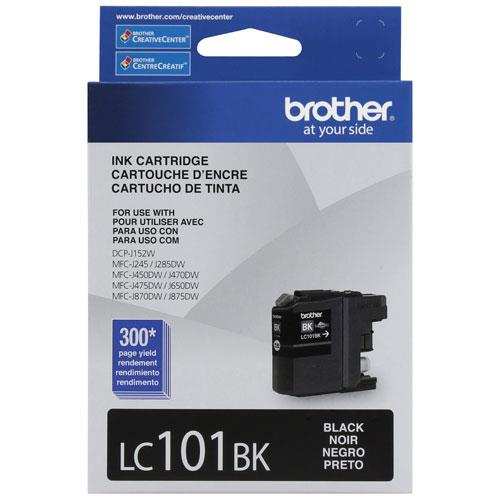Brother Ink Cartridge Black - Inkjet - 300 Page