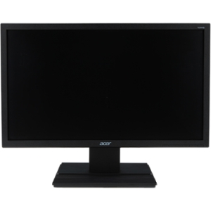 "Acer V246HL 24"" LED LCD Monitor - 16:9 - 5ms - Free 3 year Warranty - Twisted Nematic Film (TN Film) - 1920 x 1080 - 16.7 Million Colors - )250 Nit - 5 ms - 60 Hz Refresh Rate - 2 Speaker(s) - DVI - V"