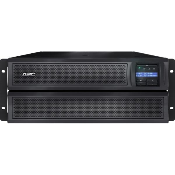 APC Smart-UPS X 2200VA Rack/Tower LCD 200-240V - 2.20 kVA/1.98 kW - 4U Tower/Rack Mountable 10 Minute SMX2200HV