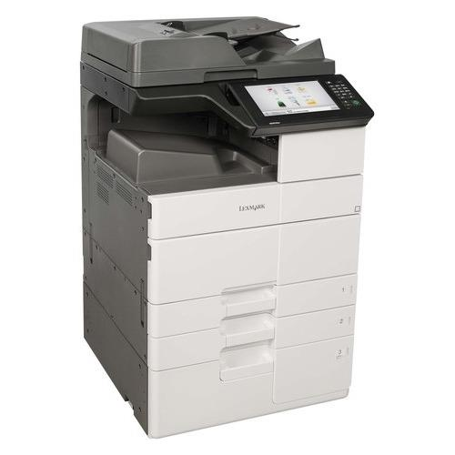 Lexmark MX910 MX912DXE Laser Multifunction Printer - Monochrome - Plain Paper Print - Desktop - Copier/Fax/Printer/Scanner - 65 ppm Mono Print - 1200 x 1200 dpi Print - Automatic Duplex Print - 65 cpm