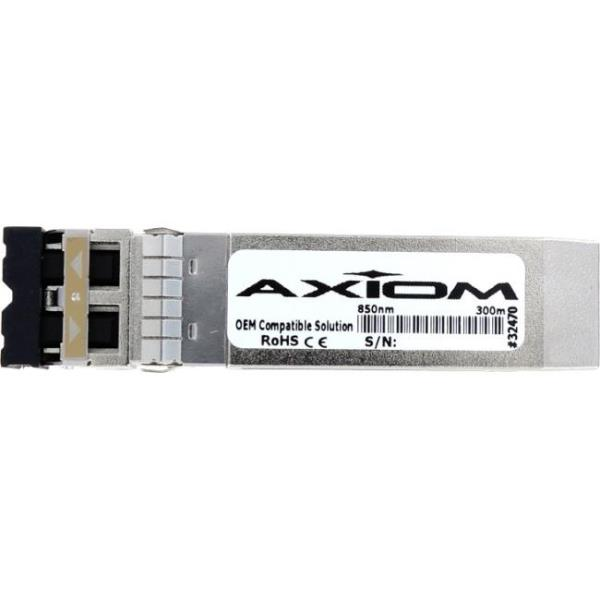 Axiom SFP+ Module - For Optical Network, Data Networking - 1 x 10GBase-LR - Optical Fiber - 10 Gbps 10 Gigabit Ethernet