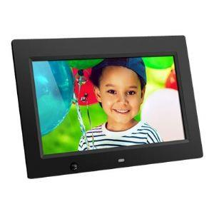 Aluratek - ADMSF310F - Aluratek 10 inch Digital Photo Frame with Motion Sensor and 4 GB Built-in Memory - 10 LCD Digital