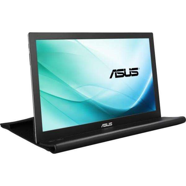 ASUS MB169B+ 15.6in IPS Portable USB Powered Monitor 1920x1080 14MS USB3.0 AUTO-ROTATING