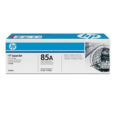 HP 85A Toner Cartridge Black CE285A
