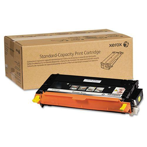 Xerox Standard Capacity Yellow Print Cartridge for Phaser 6280 106R01390