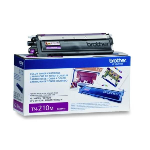 Brother TN210M Magenta Toner HL3040CN 3070CW