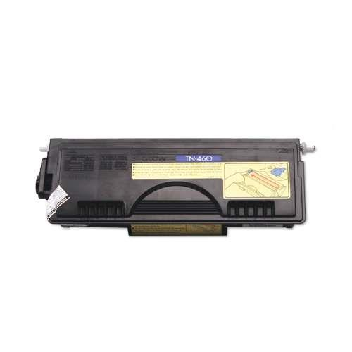 Brother TN-460 Black Toner Cartridge 6000 Pages for HL1240/1250/1270/2460 TN460