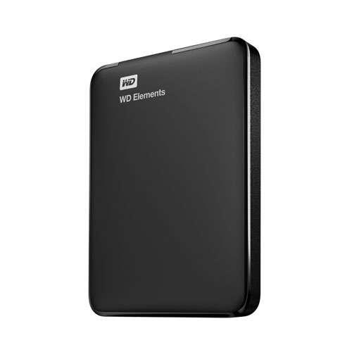 WD Elements 2TB USB 3.0 Portable Hard Drive - USB 3.0 - Portable - Retail WDBU6Y0020BBK-NESN