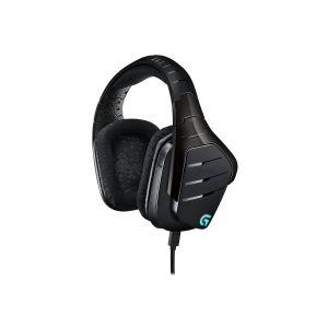 Logitech G633 Artemis Spectrum RGB 7.1 Surround Sound Wired Gaming Headset With Programmable G-KEYS 981-000586
