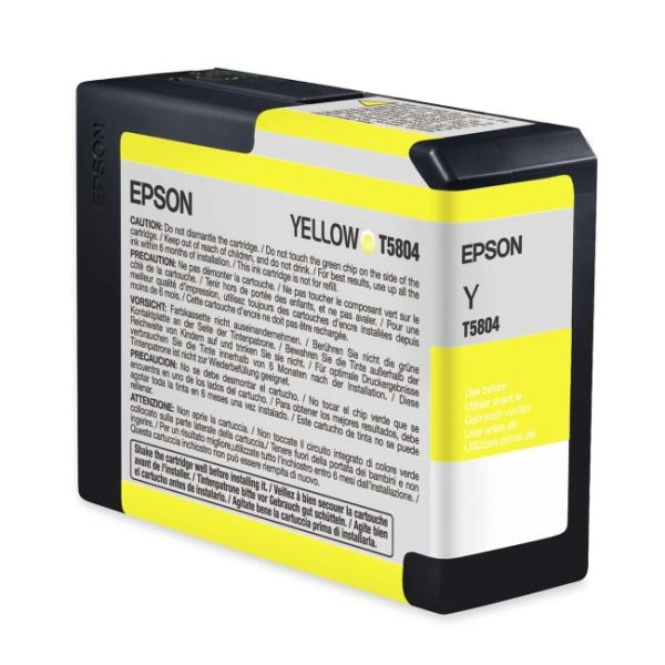 Ink Cartridge - Yellow - for Stylus Pro 3800