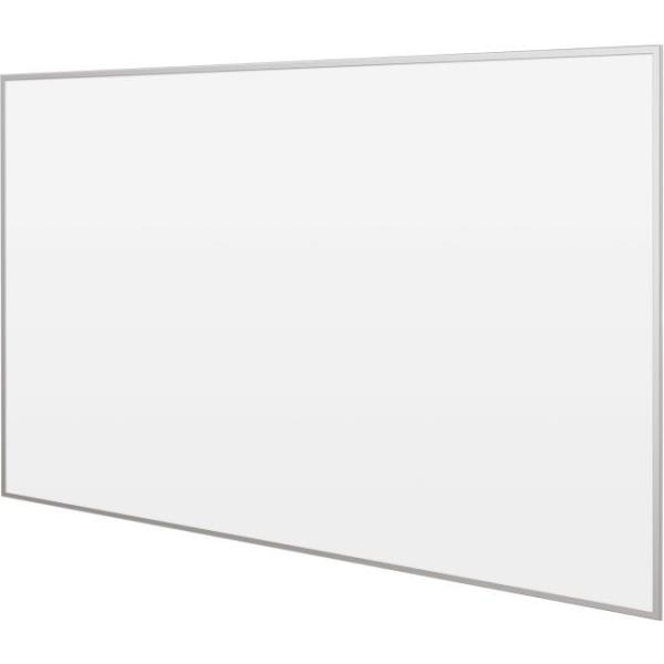 "Epson 100"" Whiteboard for Projection and Dry-erase - 100"" - Projection Screen - Porcelain, Aluminum, Steel Frame, Back - Matte White V12H831000"